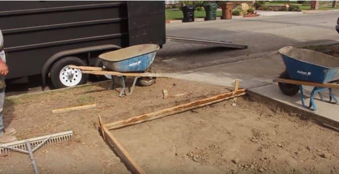 Concrete Services - Concrete Driveway Fort Worth