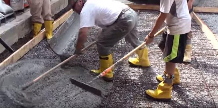Concrete Services - Concrete Foundations Fort Worth
