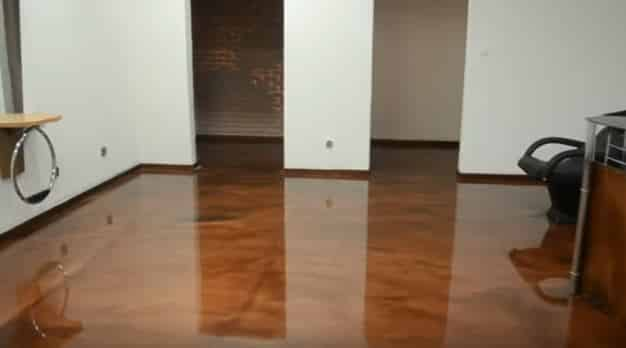 Concrete Services - Epoxy Flooring Arlington