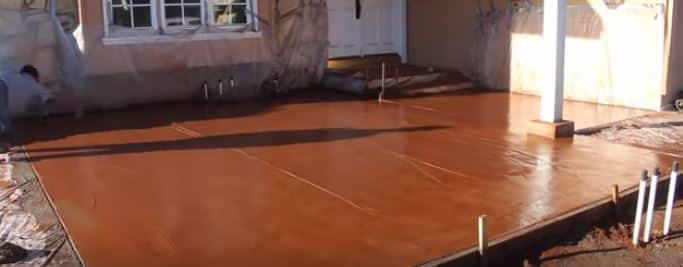 Concrete Services - Stamped Concrete Boss
